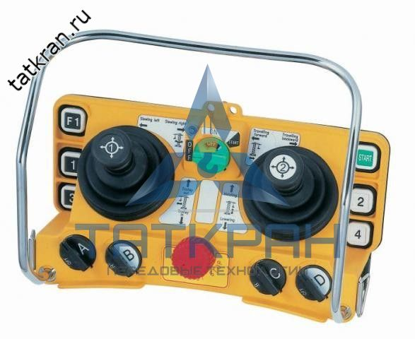 Радиоуправление крановое